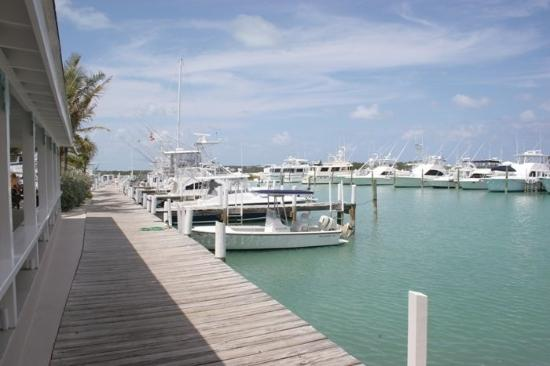 Seaspray Resort &amp; Marina: Photo Sea Spray Docks