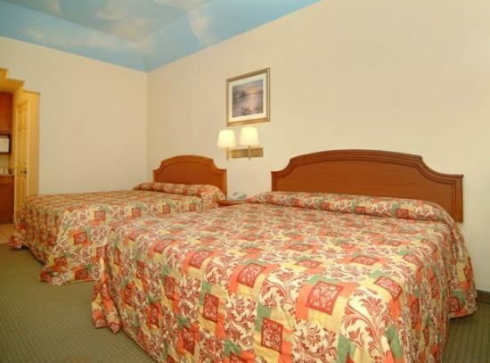 Regency Inn & Suites: Guest Room