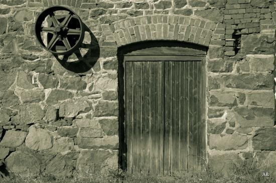 Ixopo, Sydafrika: Mill Doors