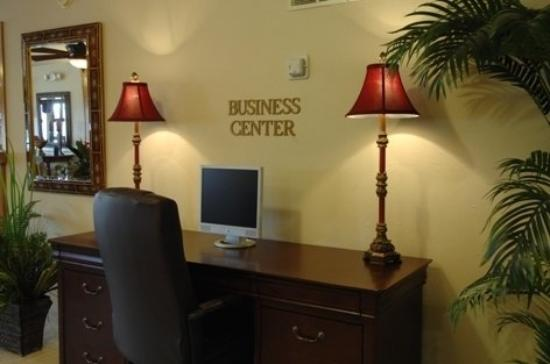 All American Inn & Suites: Business Center