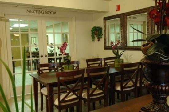 All American Inn & Suites: Meeting Room