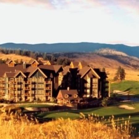 Predator Ridge Resort: Exterior View