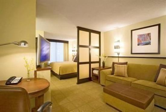 Hyatt Place Salt Lake City Airport: King Guestroom