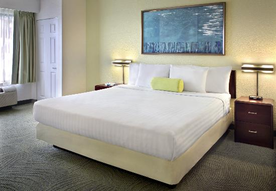 SpringHill Suites Danbury: King Guest Room