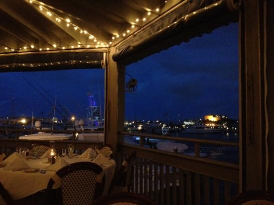 so romantic! - Picture of A & B Lobster House, Key West ...