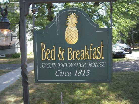 Jacob Brewster House B&B