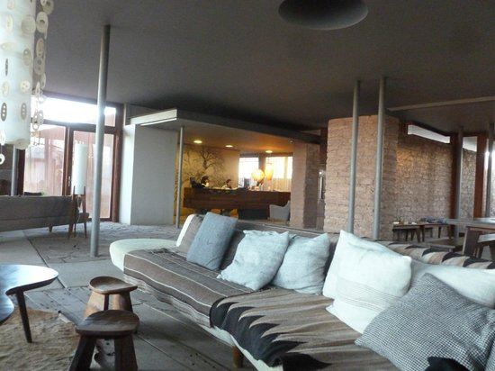 Tierra Atacama Hotel & Spa: Reception and lobby