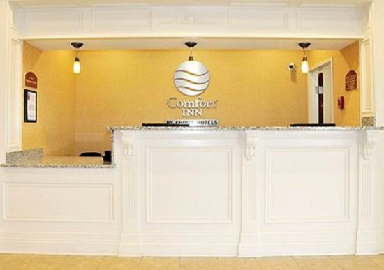 Comfort Inn Hebron: Recreational Facilities