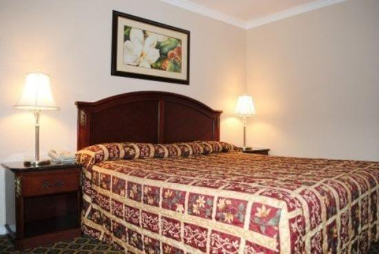 Crystal Lodge Motor Hotel: Room