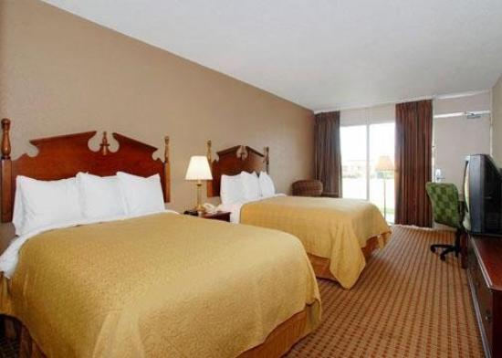 Quality Inn Anderson: Guest Room