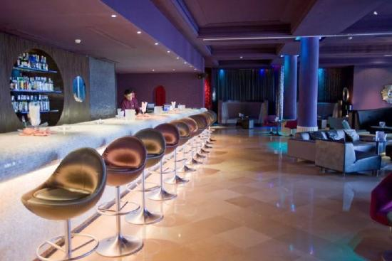 Park Inn by Radisson Ulysse Resort & Thalasso Djerba: Bar/Lounge