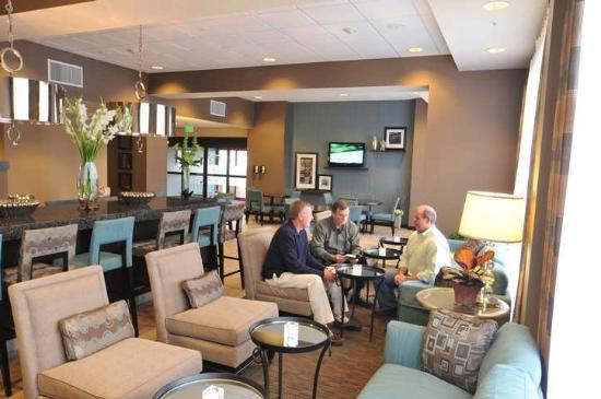 Hampton Inn Gadsden / Attalla: Restaurant