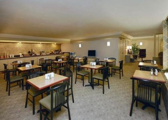Quality Inn Temple: Restaurant