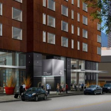Hotel Le Germain Calgary: Exterior Street View