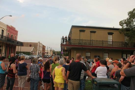 Jefferson Texas Ghost Walk http://www.tripadvisor.com/Attraction_Review-g56043-d1932160-Reviews-Historic_Jefferson_Ghost_Walk-Jefferson_Texas.html