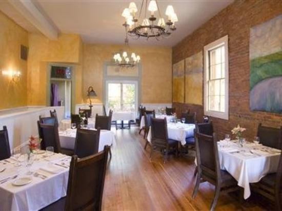 Amador City, CA: Interior Dinning Room