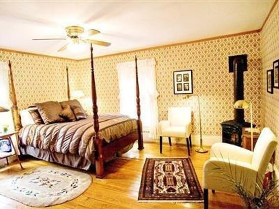 ‪‪Goshen‬, فيرجينيا: Franklin Guest Room‬