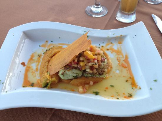 Club Regina Los Cabos: delicious appetizer at Inizio