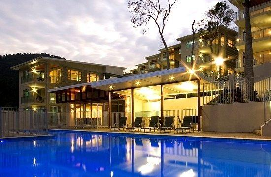 Summit Apartments Airlie Beach: Exterior