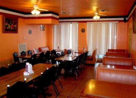Econo Lodge Church Hill: Restaurant