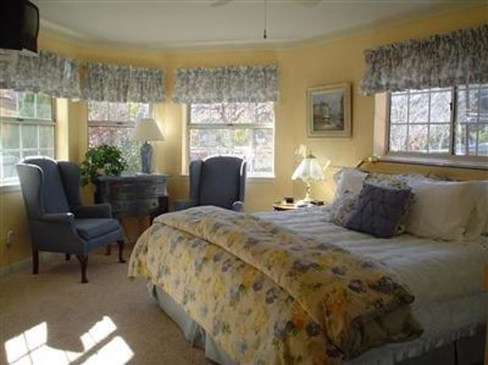 Kern River Inn Bed and Breakfast: Big Blue - guest room
