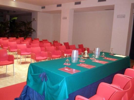 Grand Hotel Yachting Palace: Meeting Room