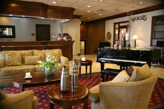Hagerstown Hotel and Convention Center: Lobby
