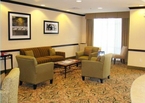 Comfort Suites Fort Worth: Lobby