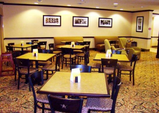 Comfort Suites Fort Worth: Restaurant