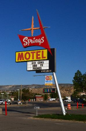 Springs Motel