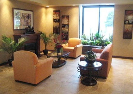 Clarion Inn Elk City: Lobby -OpenTravel Alliance - Lobby View-