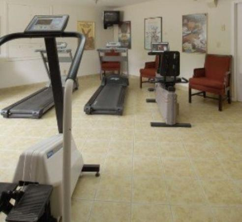 Herkimer Motel &amp; Suites: Health Club