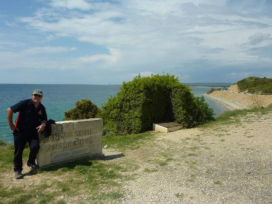 Anzac Cove. - Picture of Gallipoli National Park ...