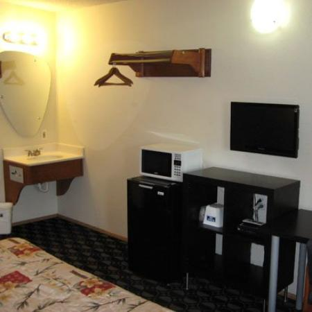 Budget Inn Oregon City/Portland: Budget Inn Oregon City Room