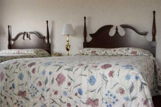 John Milton Inn: Double Roomo