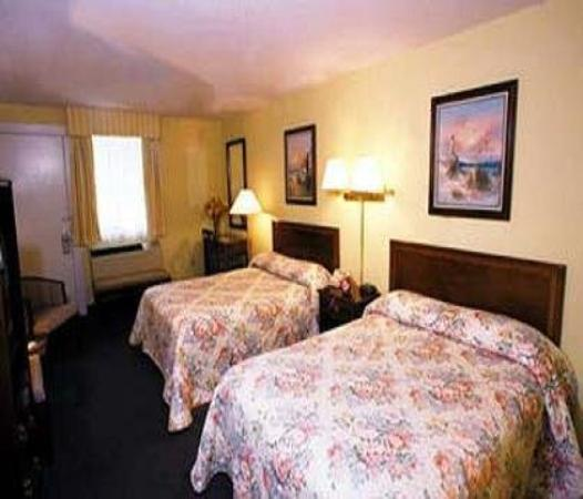 Lodge at Turbat's Creek: Guest room