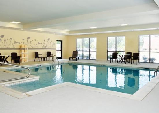 Sleep Inn & Suites Medical Center: LASleep Inn ICEPool