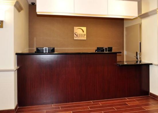 Sleep Inn & Suites Medical Center: LASleep Inn ICELobby