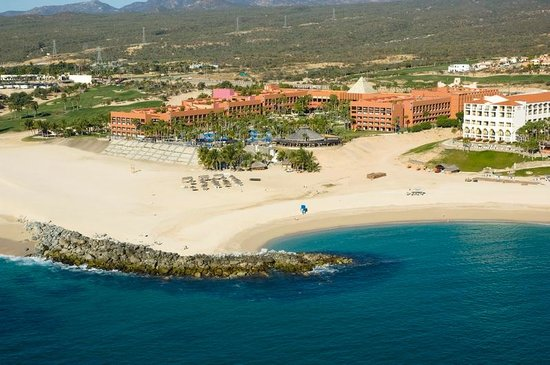 Melia Cabo Real All-Inclusive Beach & Golf Resort: Exterior