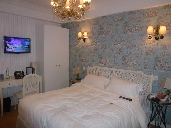 Hotel Saint Germain: ma chambre tout confort