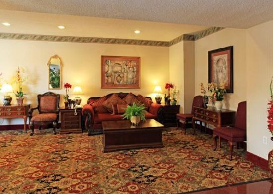 Quality Inn & Suites West Chase: Lobby