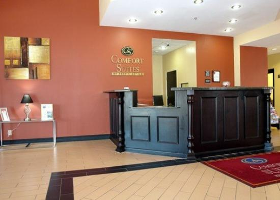 Comfort Suites Kingsport: Lobby