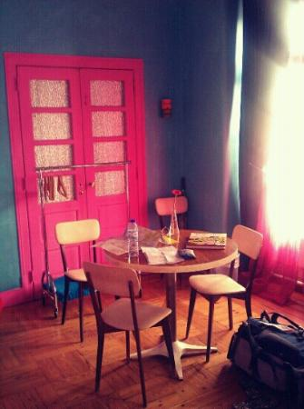 Artbeat Rooms: our suite