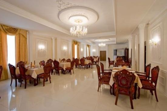 Lion Hotel: Restaurant