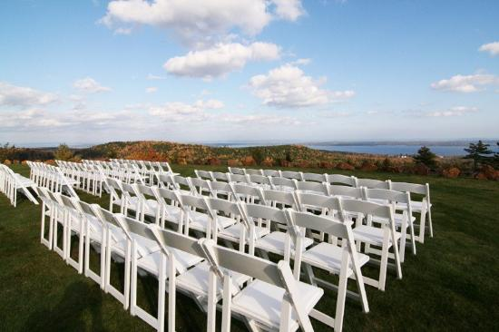 Northport, ME: Point Lookout Resort Wedding 2