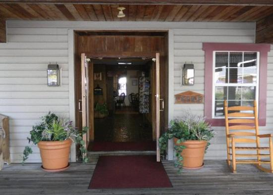 Country Inn of Lancaster: Entrance