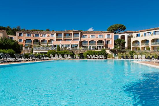 Hotel Les Jardins de Sainte-Maxime