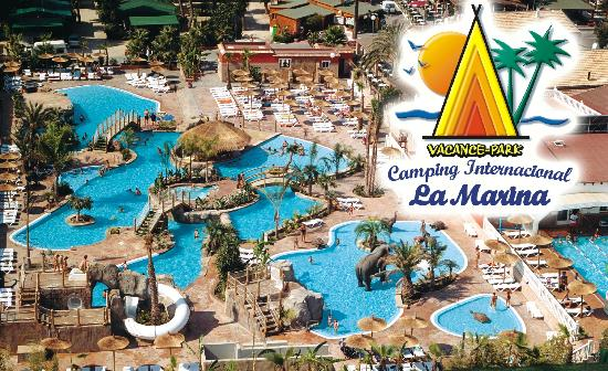 Camping La Marina