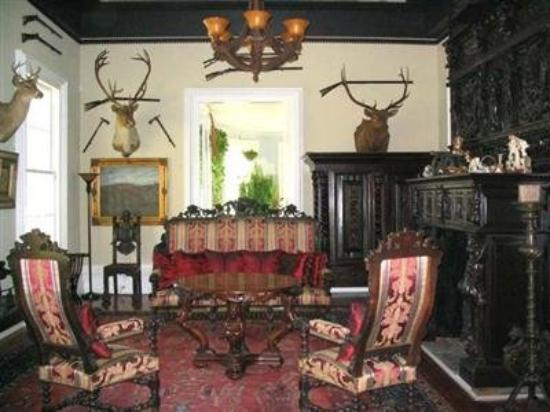 Rose Hill Mansion: Interior