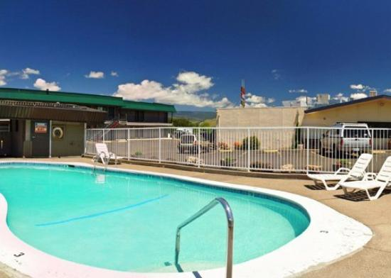 Rodeway Inn Ashland: Pool